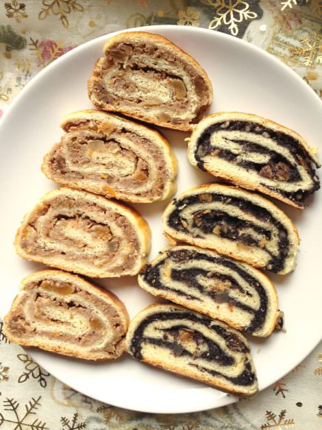 Hungarian Apple Cake Recipe