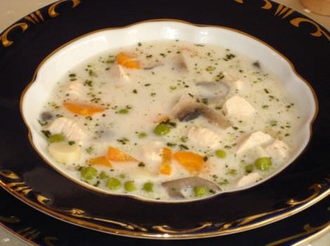 Ragout soup - Culinary Hungary