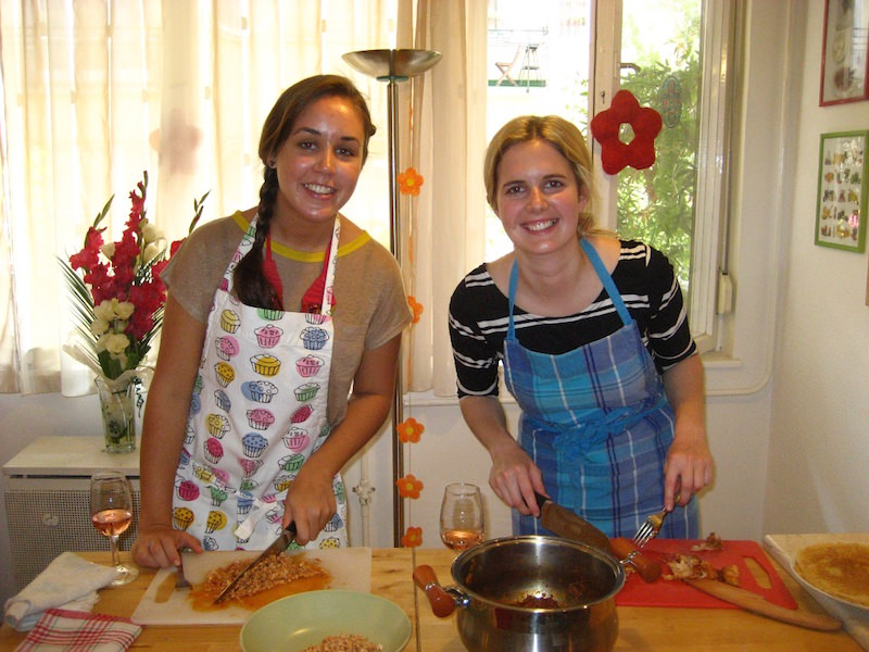 Budapest cooking class