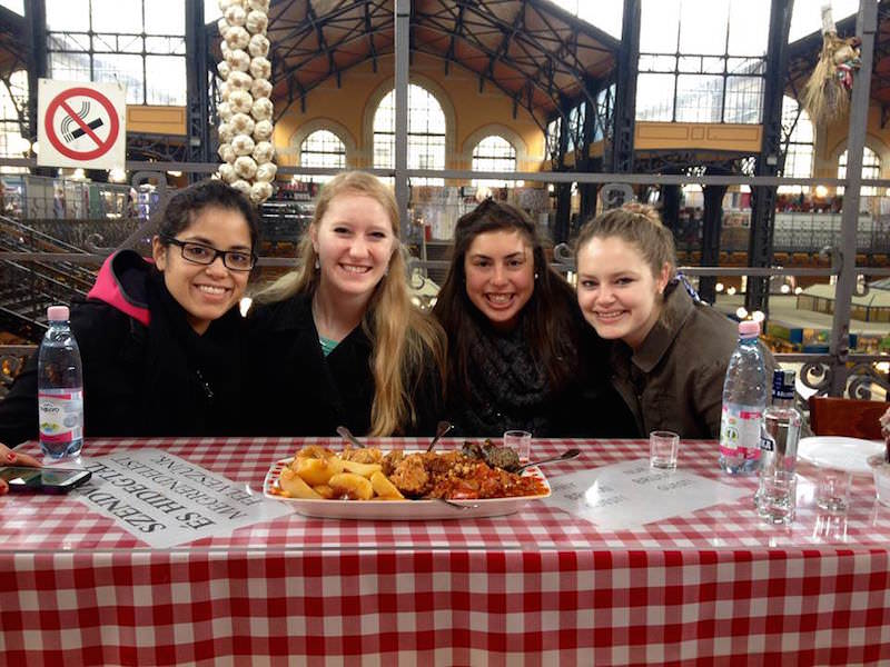 Budapest market and tasting tour
