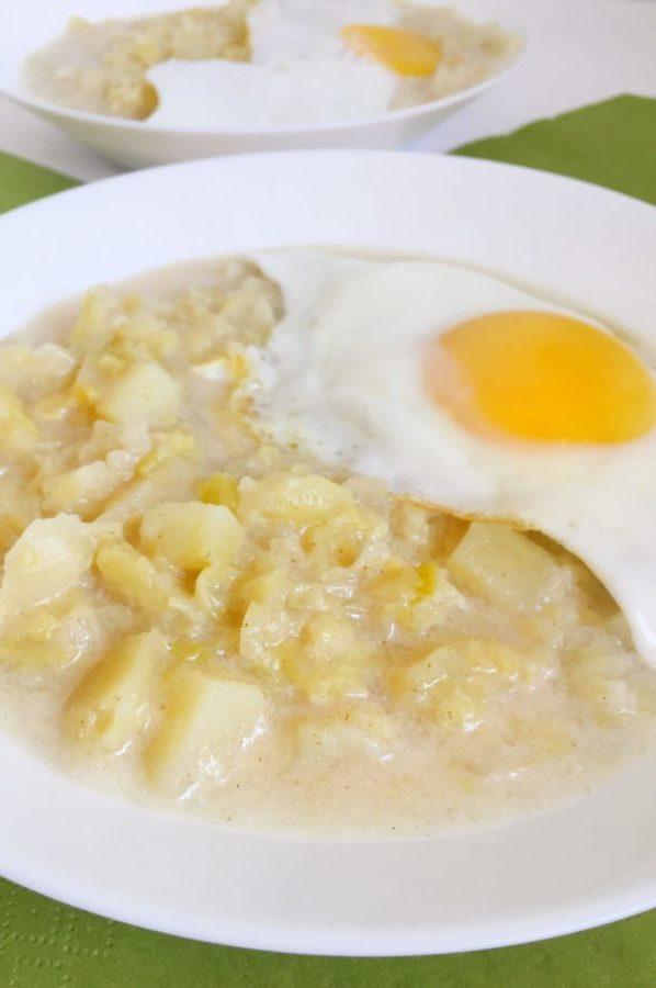 Hungarian savoy cabbage stew (Kelkáposzta főzelék) recipe