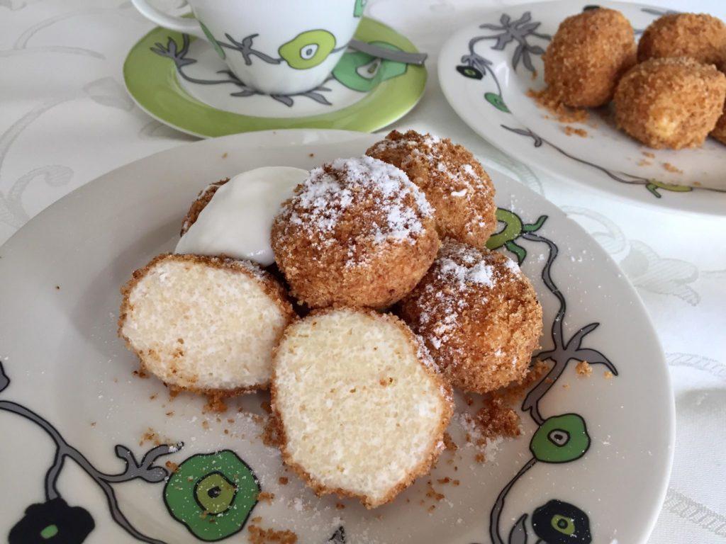 Hungarian cottage cheese dumplings recipe