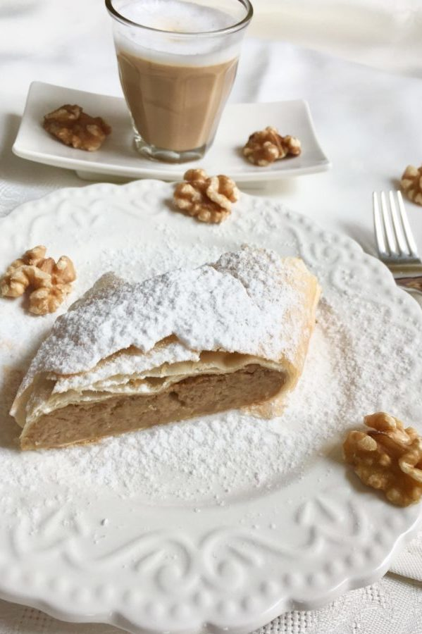 Hungarian Walnut strudel recipe